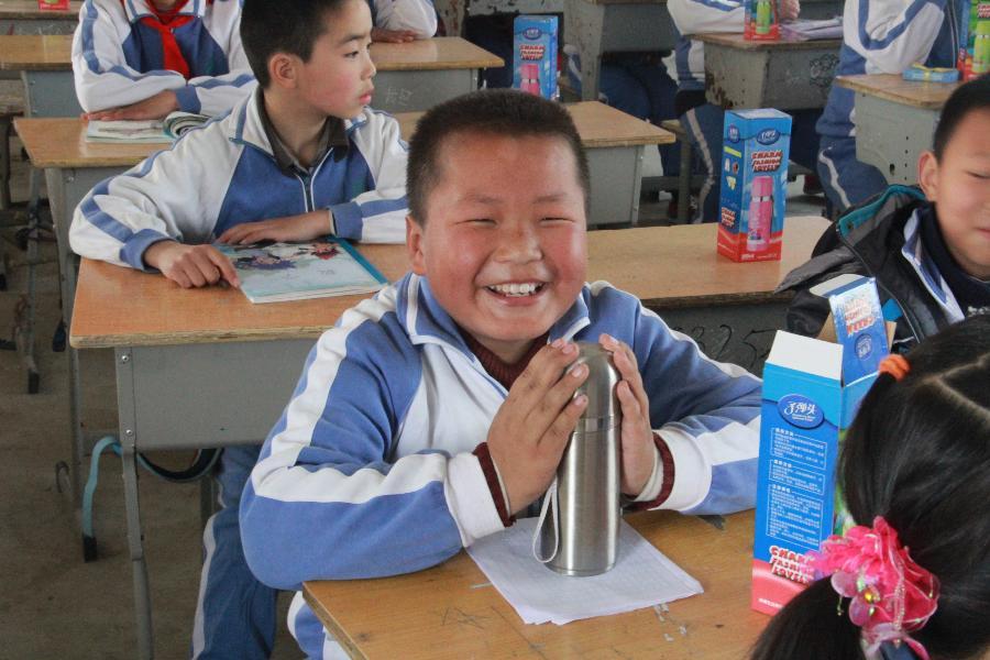 活动| #衣壶暖流#安徽山区孩子穿上了深圳校服