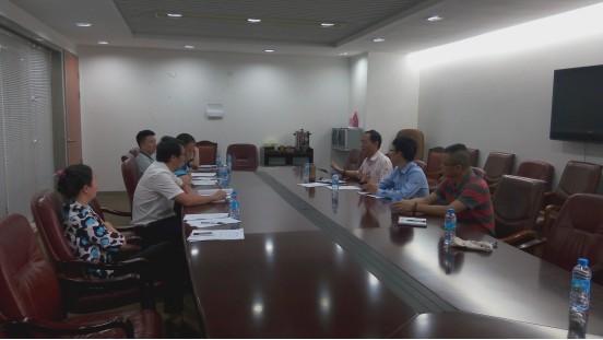 新动态|大截排与信息公开 (深圳市水务局与绿源环协进行座谈会)