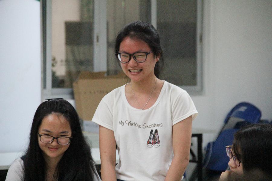 培训 2016年第一期新志愿者见面会