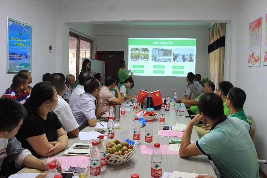 东江计划|绿源受邀成为河源环协项目指导机构