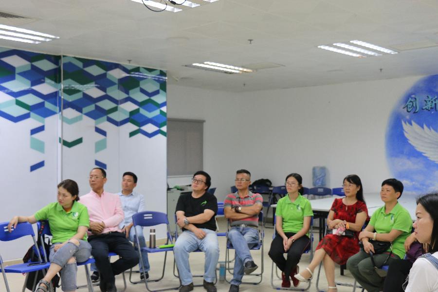 回顾|绿源环协2018年第三期新志愿者见面会