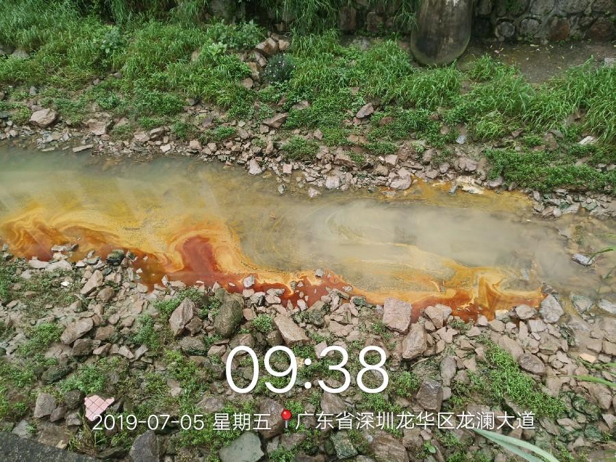 民间河长|民间河长联合媒体推动河流污染处理