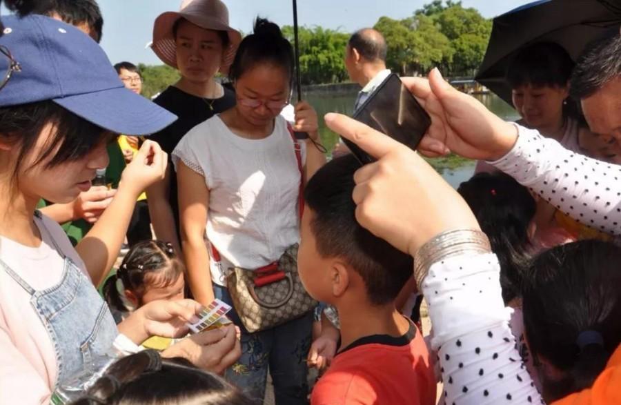 共爱珠江 | 流域伙伴共建计划-兴安在地行动