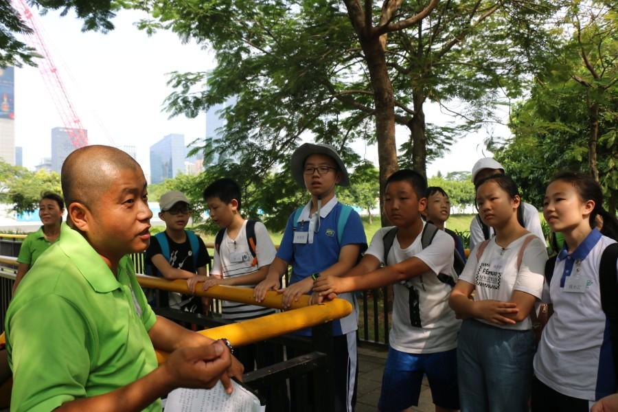 河流方程式 | 青少年社会实践(福田河调研)
