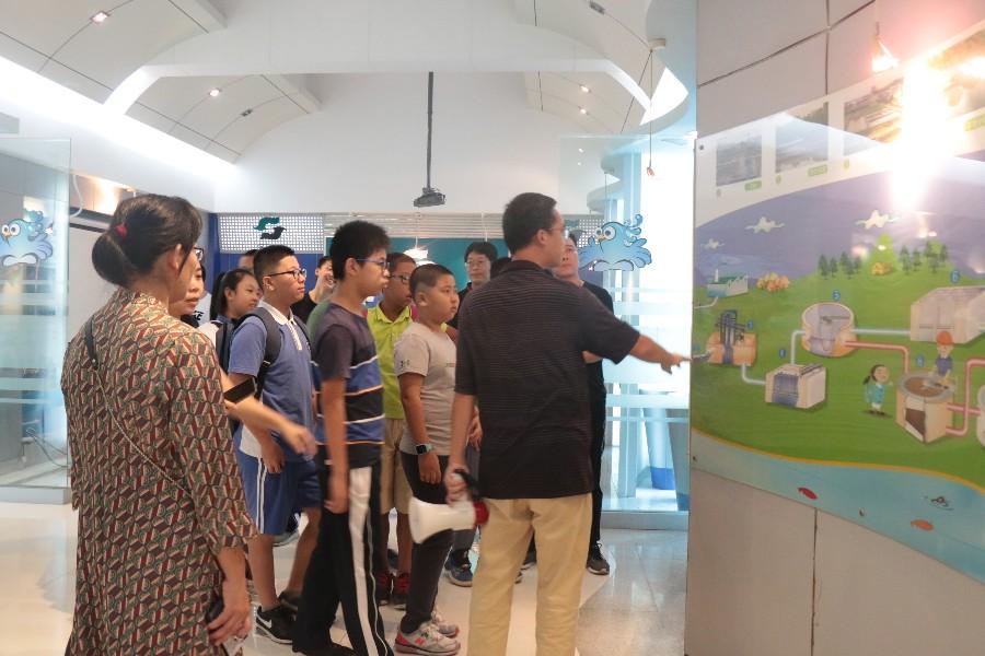 环保设施参观 | 记Manner同学参观环保设施的一天