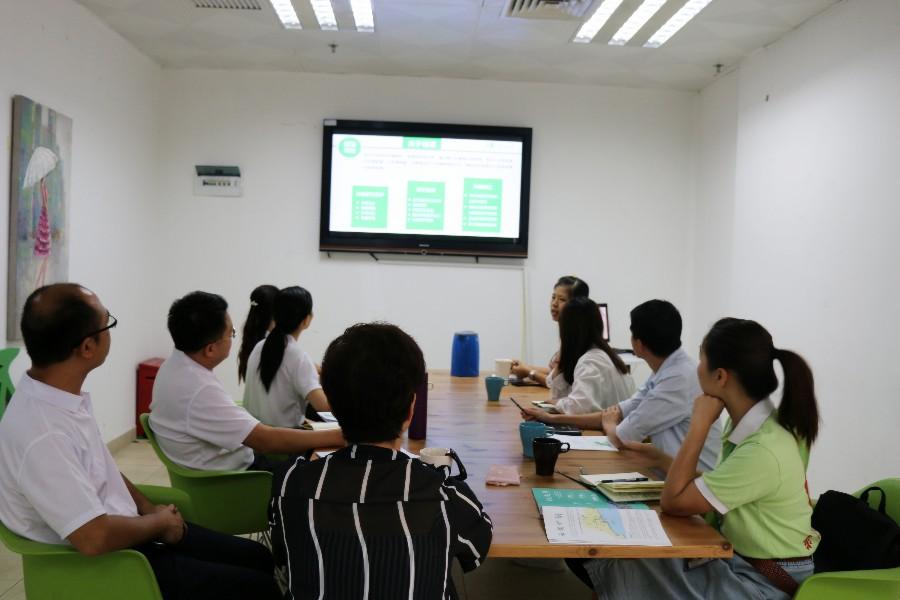 民间河长 | 东莞市环保志愿服务总队来访交流