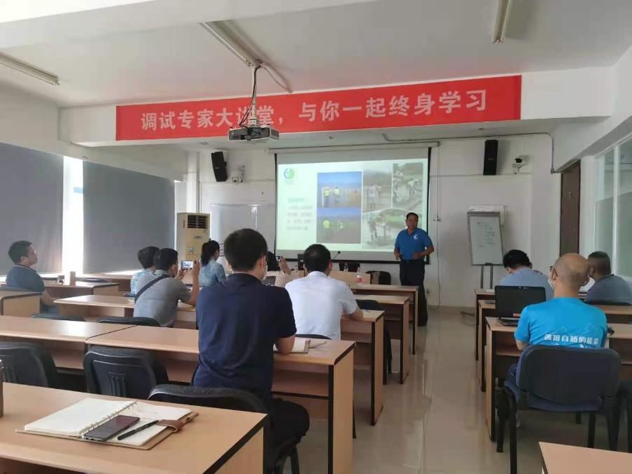 滨海湿地 | 绿源为中广核工程公司志愿者开展红树林保育培训